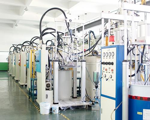 液态硅胶注射机(立式)共10台