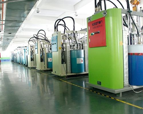 液态硅胶注射机(卧式)共35台