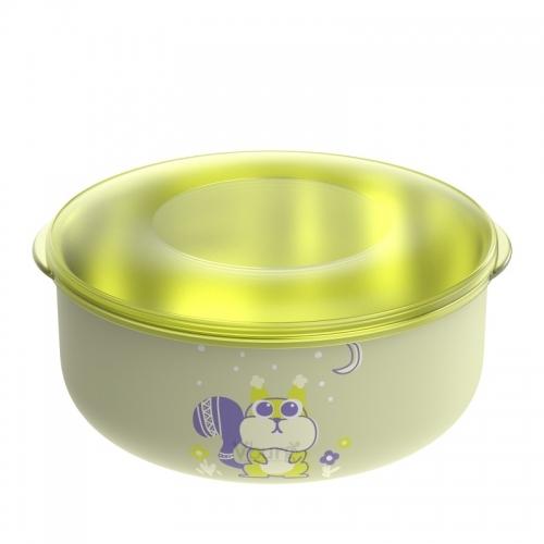 婴儿用硅胶碗好吗?