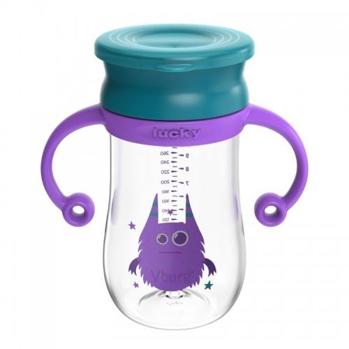 宝宝可以用硅胶奶瓶吗
