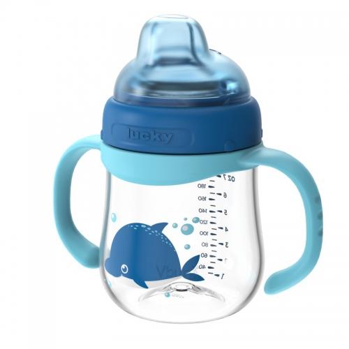 硅胶婴儿用品的有机硅胶原理本来是透明
