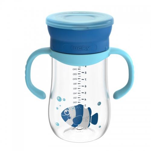 玻璃奶瓶和塑料奶瓶的区别和种类