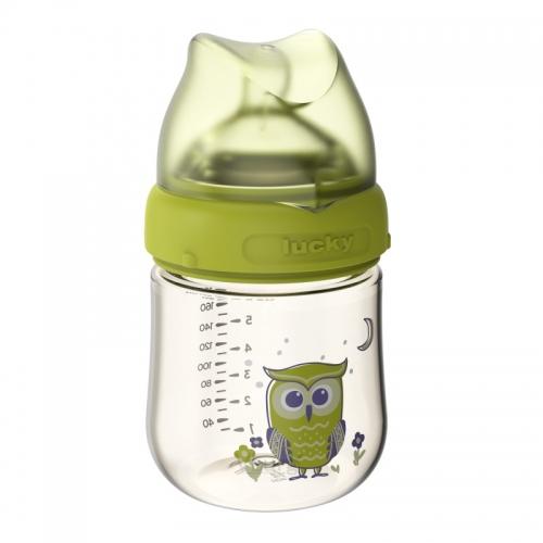 宽口径PPSU奶瓶180ML